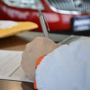 Autó átírás